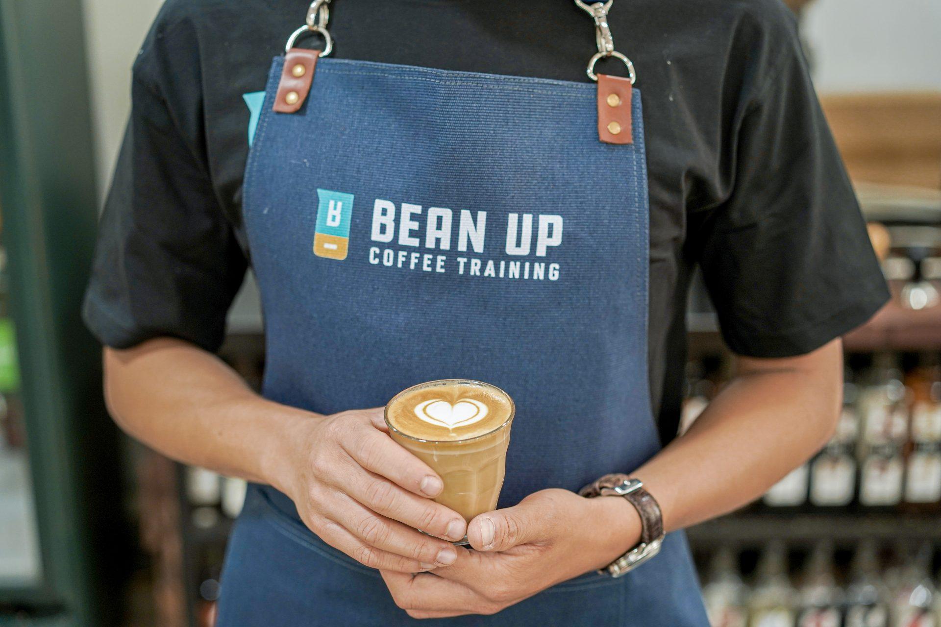 Bean Up - đào tạo Barista
