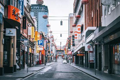 China Town tại Úc