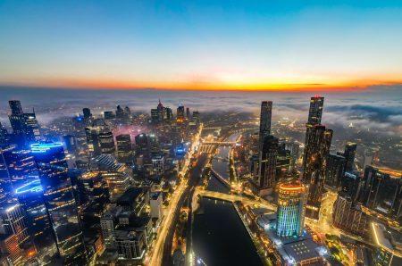 Thành phố Melbourne (Úc)