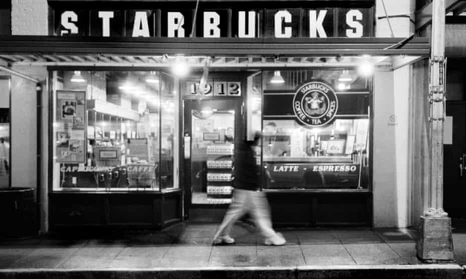 Starbuck là thương hiệu dẫn đầu trong làn sóng cafe thứ hai